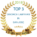 Top 3 Divorce Lawyers in San Jose